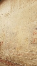 prințesa Idut reprezentata in mastaba sa din Saqqara