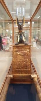 Zeul Anubis zeul Sacal, zeul Morții și al mumificării
