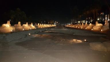 alee de Sfincsi Luxor
