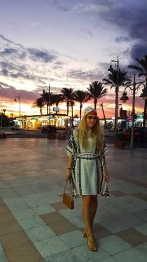 apus de soare in Hurghada
