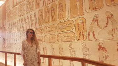 ce sa vizitezi in Valea Regilor - mormantul lui Ramses al IV-lea