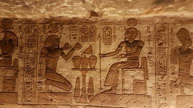 cel mai frumos templu din Egipt - templu de la Abu Simbel