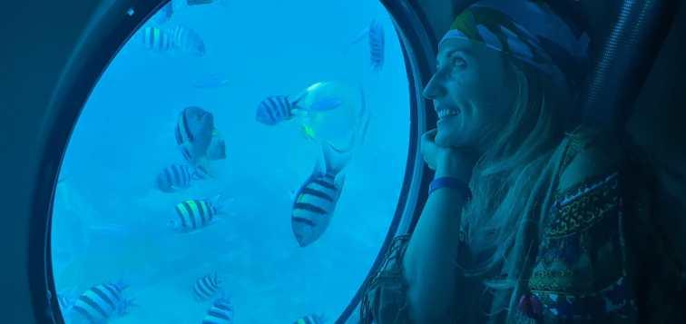de neratat in Hurghada plimbare cu submarinul