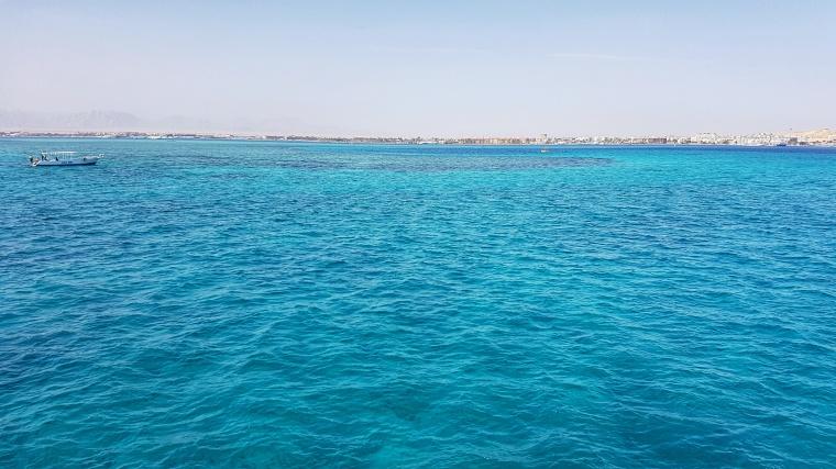 cea mai frumoasa mare din Hurghada