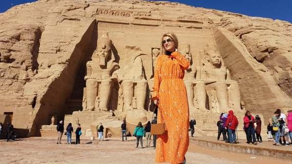 obiective turistice de neratat in Egipt - templu de la Abu Simbel