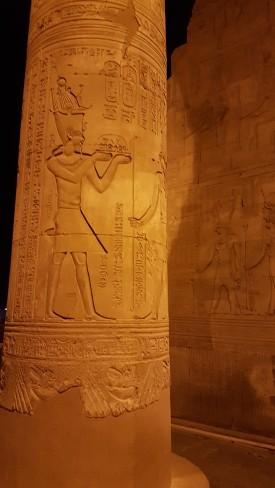 ofrande aduse lui Horus