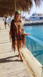 portul din Hurghada de unde poti pleca in croaziera