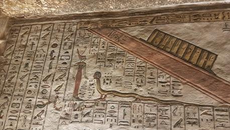 reprezentaril mormanul lui Ramses al IIIlea