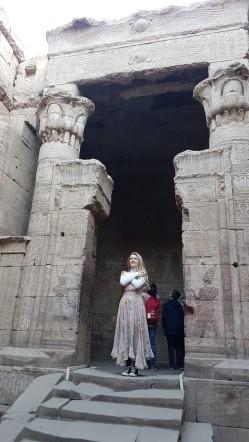 sanctuar din templul lui Horus