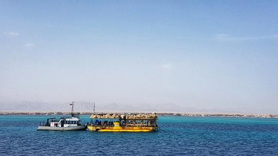top activitati Hurghada plimbare cu submarinul Sinbad