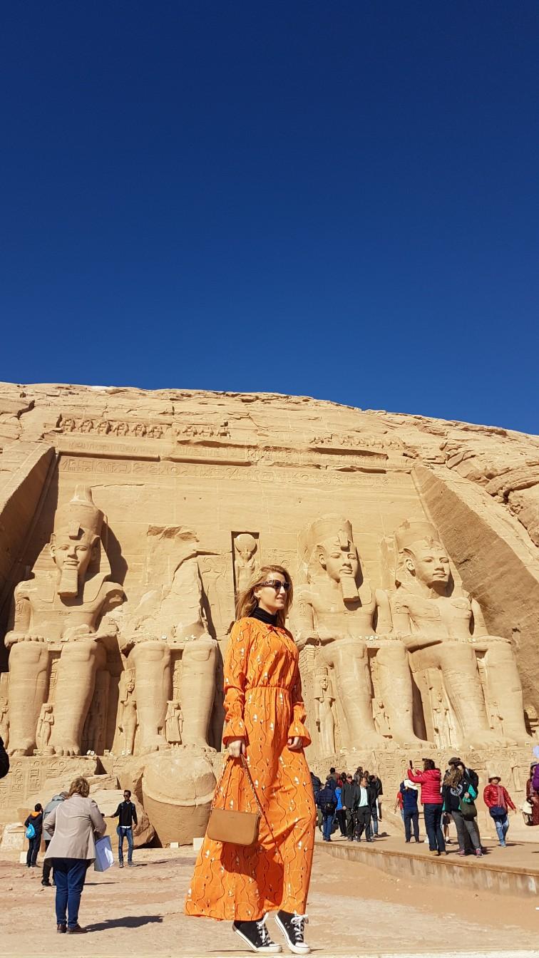 top obiective turistice din Egipt - templu de la Abu Simble