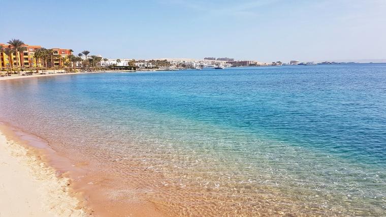 plaje cu nisip fin din Hurghada