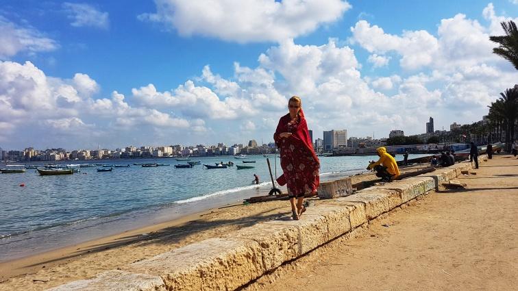 ce de vizitat in Alexandria Egipt - Corniche