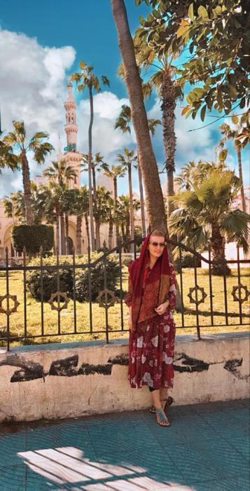 obiective turistice Alexandria Egipt