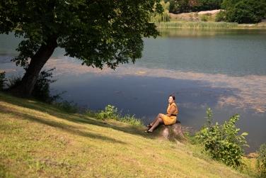 locuri superbe de vizitat pe langa Bucuresti - lacul Brebu