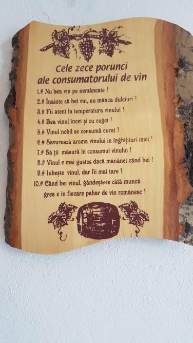 cele 10 porunci ale consumatorului de vin