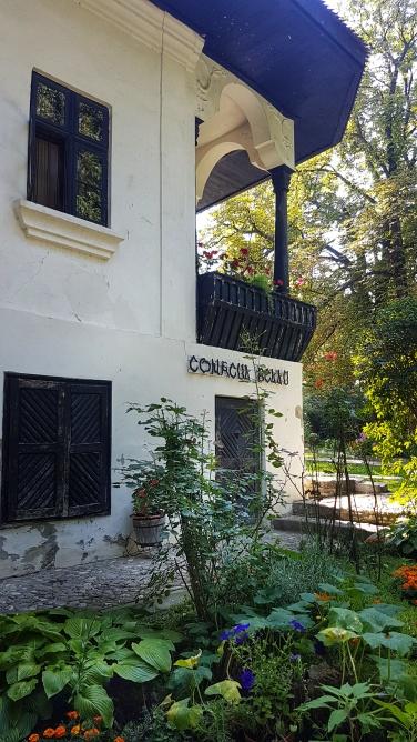 conacul Bellu cel mai frumos conac romanesc din secolul al XIX-lea