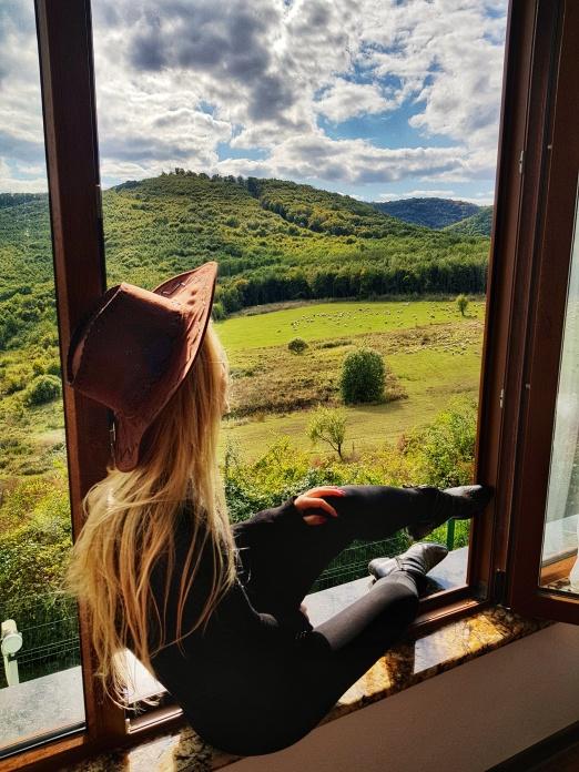 cazare cu priveliste frumoasa langa Sibiu