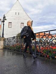 la pas prin Sibiu