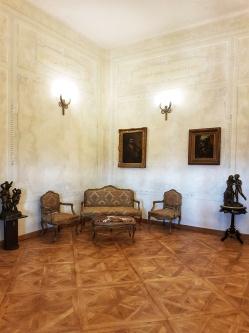 mobilier la castelul Bethlen Haller Jidvei Cetatea de Balta