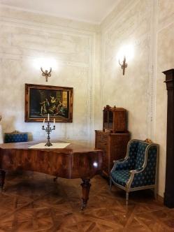 pian castelul Bethlen Haller