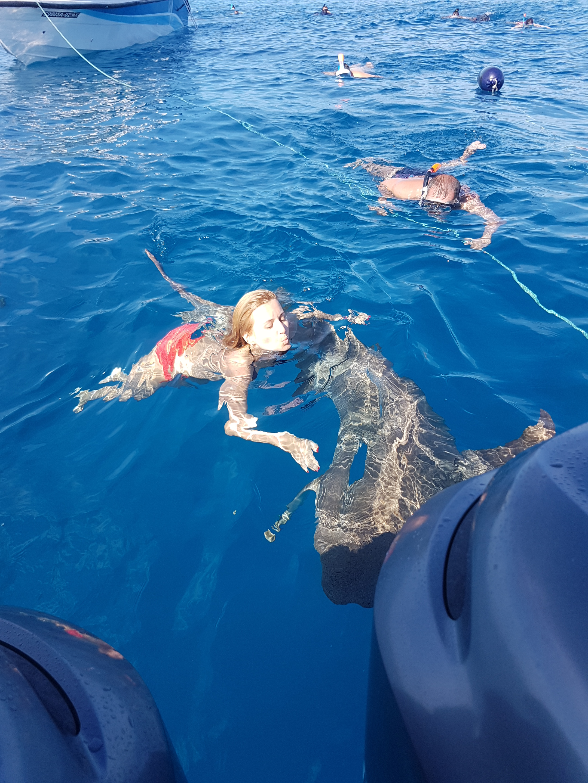 Maldive unde poti inota cu rechinii