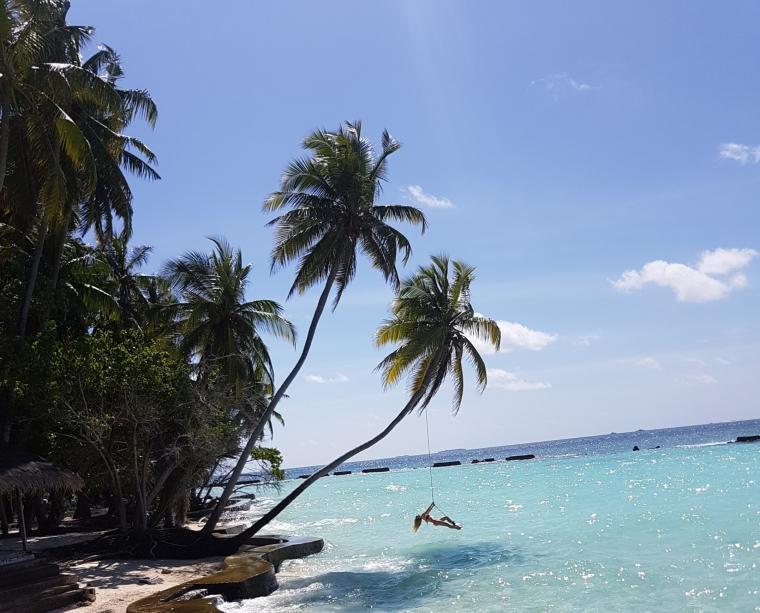 cea mai frumoasa insula din Maldive