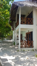 comfort villas Fihalhohi Island Resort Maldive