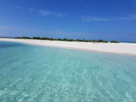 de neratat in Maldive excursie la bancul de nisip