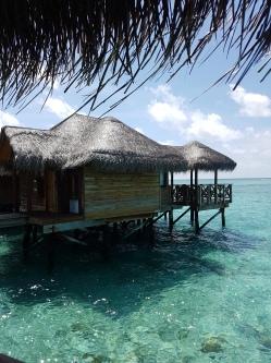water villa Fihalhohi Island Resort vacante exotice cu DerTour