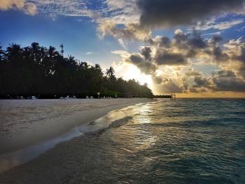 beautiful islands in Maldives Fihalhohi Island Resort