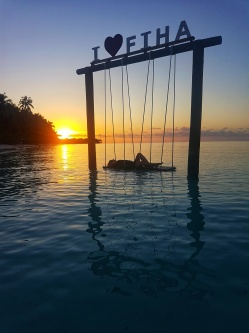 best place for relaxing at Fihalhohi Island Resort