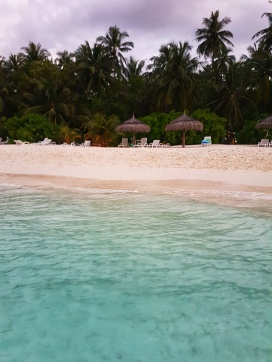 best place to be in Maldives on Fihalhohi Island Resort
