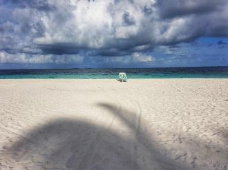 cea mai frumosa plaja de pe Fihalhohi Island Resort
