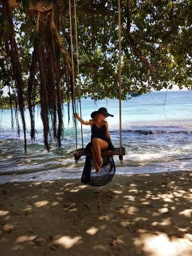the most beautiful spot on Fihalhohi Island Resort