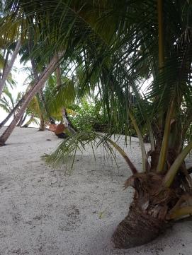 zona de hamace Maldive